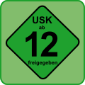 Ab 12 Jahre Logo