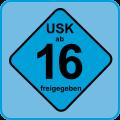 Ab 16 Jahre Logo